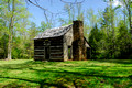 Springtime Homestead in the Smokies
